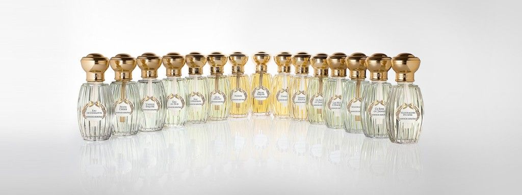 Perfumes Annick Goutal